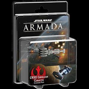 Star Wars Armada CR90 CORELLIAN CORVETTE Expansion Pack FFG SWM03