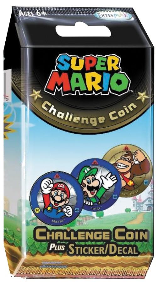 Super Mario Challenge Coin Display (24) - Atomic Empire