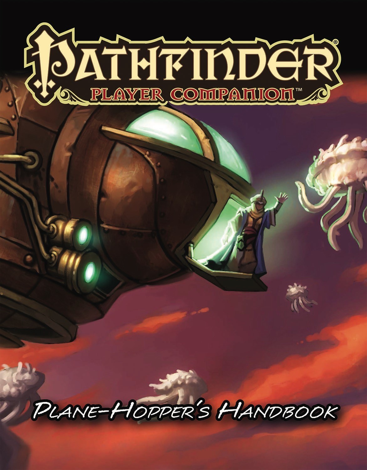 Pathfinder Player Companion: Plane-Hopper's Handbook by Paizo Publishing
