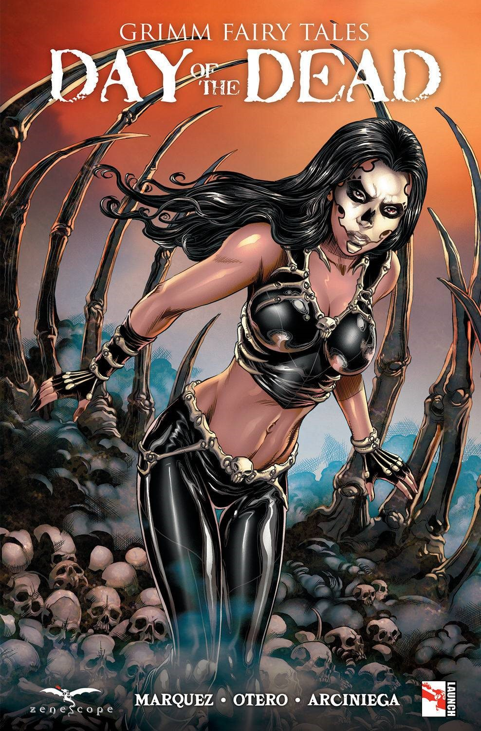 Browse Other Grimm Fairy Tales Presents - Atomic Empire