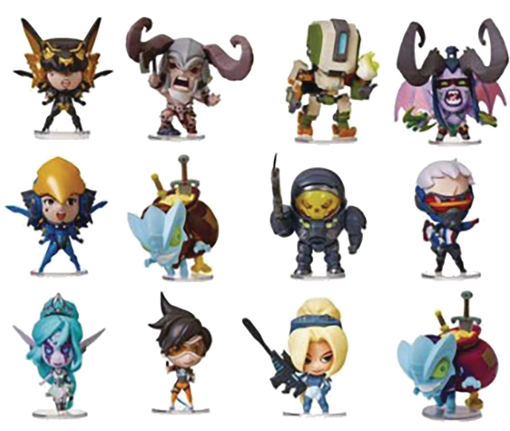 Overwatch Cute But Deadly Series 3 Deluxe Figure Blind