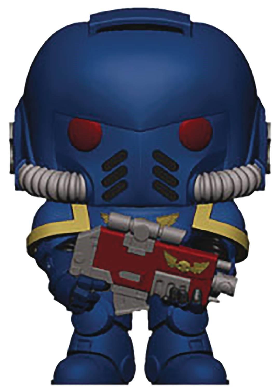Dark Angels Veteran Games 501 Warhammer 40K Funko Pop