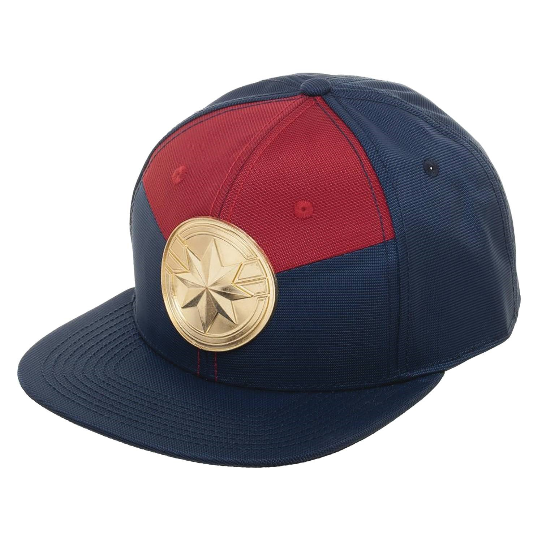 742778d7f3454 Captain Marvel  Suit-Up Snapback Cap by Bioworld Merchandising