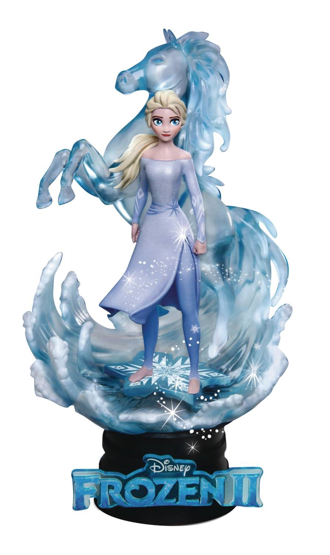 Beast Kingdom Disney Snow White D-Stage Series 6-Inch Statue