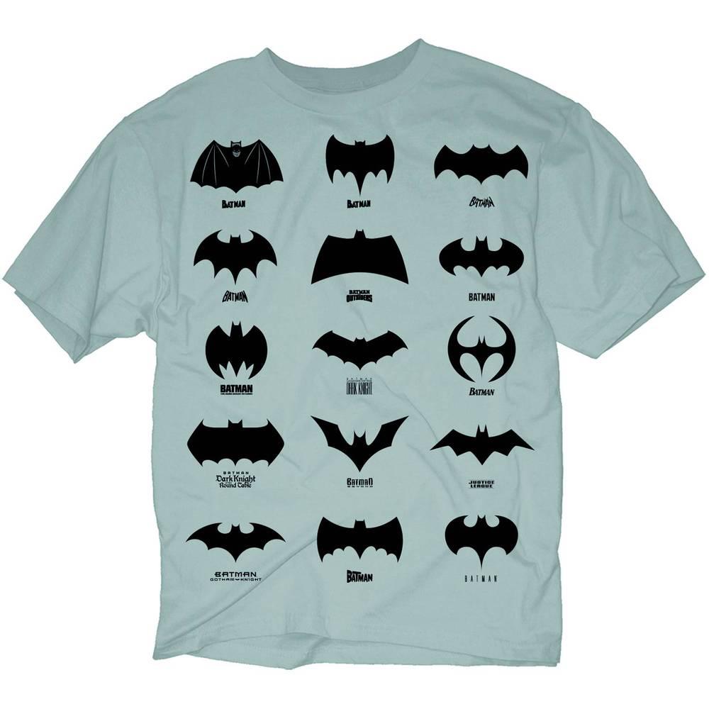 Evolution of batman symbol black t shirt atomic empire evolution of batman symbol black t shirt buycottarizona
