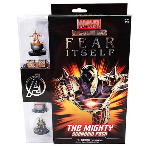 Free Comic Book Day Heroclix: Marvel HeroClix: Fear Itself