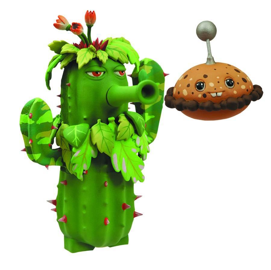 Plants vs  Zombies: Garden Warfare - Camo Cactus & Foot